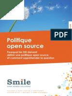 Politique Open Source
