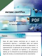 1. Método científico