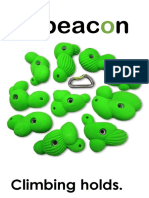 Beacon Climbing Holds Catalogue 2015