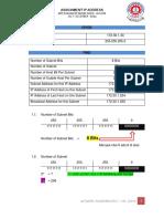 Assingment IP Address
