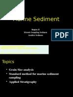 Marine Sediment II
