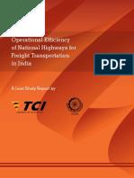 TCI & IIM Study Report