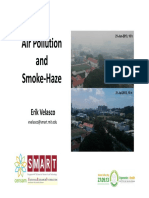 Air Pollution and Smoke Haze