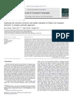 Journal of Transport Geography Volume 19 Issue 4 2011 [Doi 10.1016_j.jtrangeo.2010.08.012] Jiaoe Wang; Huihui Mo; Fahui Wang; Fengjun Jin -- Exploring the Network Structure and Nodal Centrality