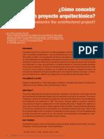 Dialnet-ComoConcebirUnProyectoArquitectonico-3622363