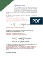 Modelo Óptim de Wilson Soluciones