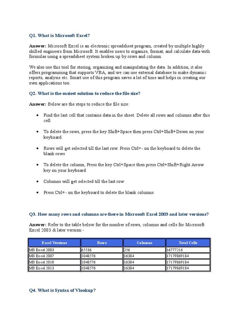 Workbooks excel 2003 protect workbook : Ms Excel Mcq | Microsoft Excel | Spreadsheet