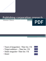 Publishing Corporation