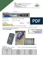 1.TDS Lagunastar - Digital Thermometers