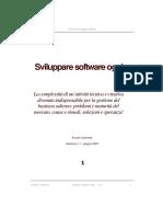 01 SviluppareSoftwareOggi v1.0