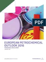 SR Europe European Petrochemical Outlook 2016