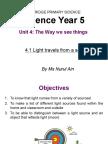 4.1 Light Source