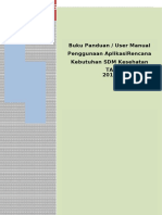 02- Panduan Penggunaan Aplikasi RENBUT SDMK (Update 20-10-2015)