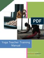 Yttc Manual 6 Sep 2013