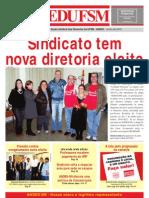 Jornal SEDUFSM de Junho 2010