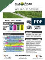 Iberian Routes Pt 2016