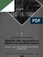 Movimiento Obrero en Mexico desde 1979