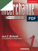 Interchange 3rd Ed Level 1 WB.pdf