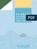 AS ÁGUAS SUBTERRÂNEAS DO ESTADO DE SÃO PAULO