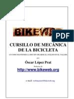 Mecánica bicicletas