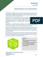 EPRS Briefing 551342 Religious Fundamentalism and Radicalisation FINAL