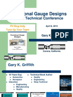 Functional Gage Design