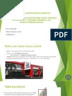 Analisis Kapasitor Bank PT Pertamina