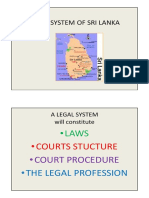 Legal System of Sri Lanka 2015