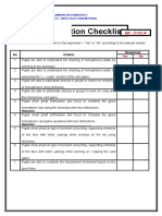 Data Collection AR C1 (Observation Checklist)