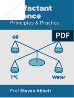 Surfactant Science Principles and Practice