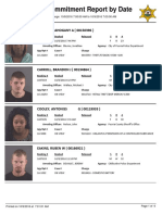 Peoria County Jail Booking Sheet for Oct. 9, 2016