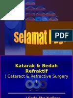 Katarak & Bedah Refraktif