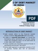 Reforms of Debt Market in India