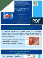 Absceso Hepático y Fistulas (1)