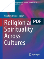 Religion and Spirituality Across Cultures