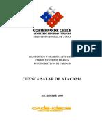 Cuenca Salar de Atacama