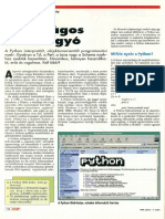 Python Article Chip Magazin 1999-07