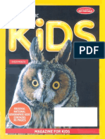 National Geographic Kids (Sample)