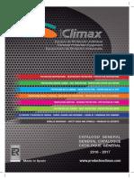 Catalogo Productos Climax 2016 2017