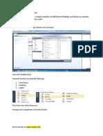 Visual Basic Tutorial - Create a simple calculator application