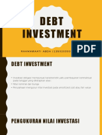 Debt Investment