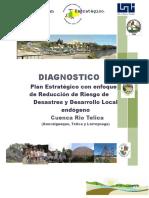 Plan Estratégico con enfoque  de Reducción de Riesgo de  Desastres y Desarrollo Local  endógeno  Cuenca Rio Telica  (Quezalguaque, Telica y Larreynaga)