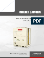 Manual - Chiller Hitachi RCU1803