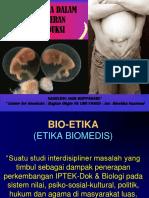 1a. Isu Bioetik Dalam Kedokteran Reproduksi