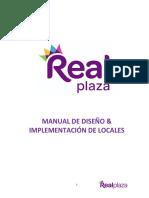 Manual de Diseño y Habilitación de Locales