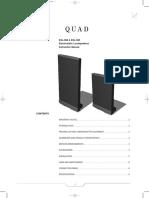 Quad 989 User Manual