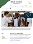 Boletín de noticias KLR 10OCT2016