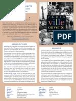 Communique de presse Paris ville ouverte