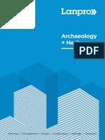 Lanpro Archaeology + Heritage