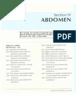Atlas d'Anatomie - Abdomen